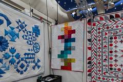 Patchworktage Celle 2018 (Frank Guschmann) Tags: 2018 celle patchworktage niedersachsen deutschland patchwork exhibition germany quilt quilts frankguschmann nikond500 d500 nikon de