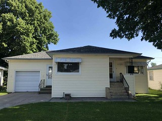 Have A Look At This Nice 2 Bedroom, 1 Bath Home Located In North Platte, Ne. Mls# 21295