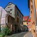 Erfurt, Rupprechtsgasse, Juni 2018