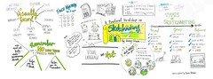A practical workshop on sketchnoting