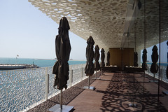 2018-06-FL-190945 (acme london) Tags: 2018 antoniocitterio bulgari dubai glass hotel hotelresort marina meraas pattern rbulgariresidencies residential sea shading terrace uae water yachts