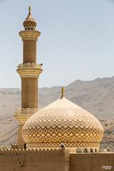 Mosque of Nizwa (mzagerp) Tags: oman nizwa fort mosque mosquée