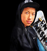 (daystar297) Tags: streetportrait portrait asian chinese teen teenager boy skater skateboard face closeup people nikon nyc queens flushing
