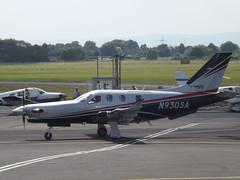 N930SA Socata TBM-930 Flying Smart Inc Trustee (Aircaft @ Gloucestershire Airport By James) Tags: gloucestershire airport n930sa socata tbm930 flying smart inc trustee egbj james lloyds