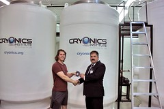 CI 2016 AGM_011 (nrodr517) Tags: nicholas vandermeulen van der meulen nick r reef cryonics institute ci cryopreservation cryostat sa suspended animation m disc mindfile mind file cooling box chamber michigan forida necklace emergency medical id equipment alcor osiris ice ln2 liquid nitrogen portrait picture annual general meeting heparin brain vitrification perfusion tour