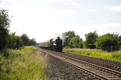 60009 16/06/18 (Woolwinder) Tags: lner a4 462 60009 unionofsouthafrica purton swindon wiltshire england
