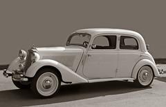 Mercedes-Benz W 142 (Wolfgang Bazer) Tags: mercedesbenz w 142 typ 320 mercedes oldtimer auto car limousine