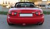 1991 Mazda MX 5 (crusaderstgeorge) Tags: crusaderstgeorge cars classiccars redcars red 1991mazdamx5 1991 mazda mx 5 gävle gävleborg sweden sverige