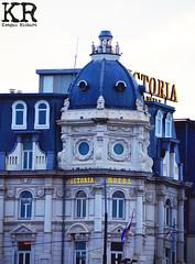 Victoria Hotel (keegrich89) Tags: victoriahotel europe amsterdam netherlands
