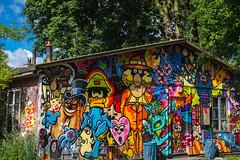 Denmark - Copenhagen - Freetown Christiania (Marcial Bernabeu) Tags: marcial bernabeu bernabéu danmark denmark dinamarca danish danes danés danesa escandinavia scandinavia copenhague copenhagen freetown ciudad libre christiania colours colorful colores graffiti grafiti