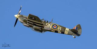 1945 Spitfire LF MkXV - TF184