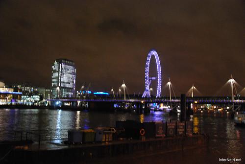 Око Лондона вночі InterNetri United Kingdom 0431