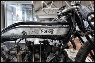 Norton Tank
