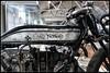 Norton Tank (NickD71) Tags: panasonic lumix dmc lx100 snapseed brooklands weybridge uk motor museum vintage racing tank