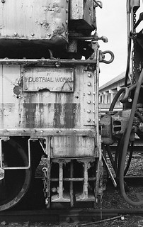Nikon F2 Photomic (1971) – Kodak Tri-X 400 – Industrial Works Crane – Ogden Rail Center – Union Station – Ogden, Utah