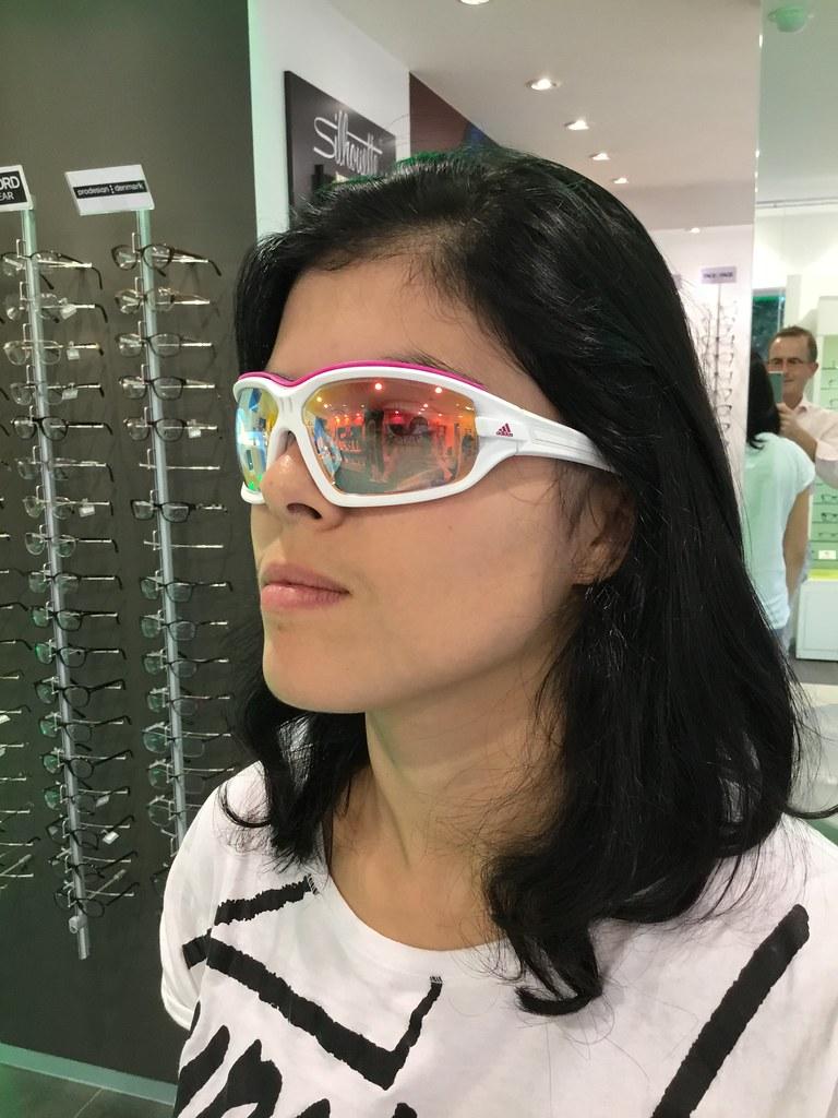 f82c369c08bd44 Koersbril op sterkte zonder adaptor zonder isnert clip-in (Optiek Van der  Linden