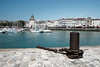 Harbour Scene (pauldgooch) Tags: 2018 france classicchrome xt2 charentemaritime port harbour boat sooc larochelle lightroom fujifilm nouvelleaquitaine fr jpg