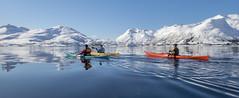 Lofoten Islands Sea Kayak (Sean O'Moore) Tags: lofoten islands sea kayak isle man
