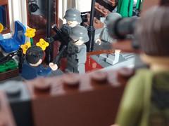 Sniper Elite (eddiemck123) Tags: lego moc minifigure brickarms wwii sniper marksmam wehrmacht sniperelite