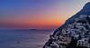 Positano Evening (gerard eder) Tags: world travel reise viajes europa europe italy italia italien amalfiküste amalfi amalficoastline amalficoast costa coastline coast sunset sonnenuntergang puestadesol atardecer positano sea seascape city ciudades cityscape cityview mountains montañas berge outdoor golfofsalerno golfodisalerno
