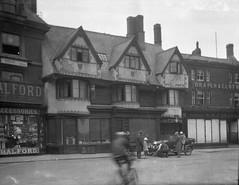 The Unicorn Hotel Market Place, Banbury (foundin_a_attic) Tags: banbury unicorn hotel