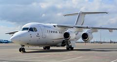BAe146 | LZ-TIM | AMS | 20150419 (Wally.H) Tags: bae146 british aerospace 146 rj70 lztim bulgariaair ams eham amsterdam schiphol airport