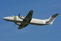 C-GSKM (Skylink Express) (Steelhead 2010) Tags: skylinkexpress beechcraft b1900 b1900c cargo yhm creg cgskm