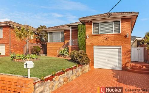 15 Kookaburra St, Greystanes NSW 2145