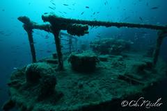 Croatia 2017 - Wreck Vis (chk.photo) Tags: wreck underwater