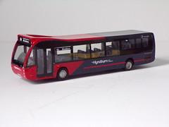 Why Not??? (Accyblue) Tags: hyndburn bus company transport optare versa psg resin kit
