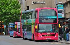 Nottingham City Transport 749 YN06TGJ (KA Transport Photography) Tags: nottingham city transport 749 yn06tgj