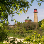 Cape Arkona, Rügen, two lighthouses thumbnail