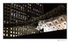 Les voiles de la Grande Arche (Rémi Marchand) Tags: puteaux îledefrance ladéfense grandearche grandearchedeladéfense nuit urbain silhouette canon5dmarkiii night cityscape