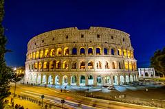 Coliseum, Rome, Italy (P English) Tags: roma lazio italy it nikon d850 coliseum colosseum 1424 night