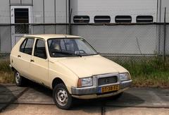 Citroën Visa Special (Skylark92) Tags: nederland netherlands holland noordholland northholland wormer 2cv eendengarage sander aalderink windshield road car citroënforum voorjaarsmeeting 2018 citroën visa special dt38fz 1979 onk