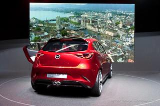 Mazda Hazumi Concept - 2014
