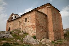 Ermita de Ntra.Sra. Nieves-11 (Marmotuca) Tags: extremadura provinciadebadajoz regina reina ermita ermitadenuestraseñoradelasnieves alcazaba