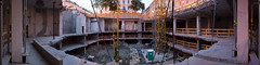 Rathausstraße 1 / #01 (2018) (T I M S T A N I) Tags: panoramaphotography panoramicphotograph pano photo constructionsite lowlight longexposure dusk indoor architecture building construction reconstruction interiorview demolished gutted urban urbandevelopment urbanexploring city citycenter downtown innercity historiccenter historiccitycenter vienna wien 1010 rathausstrase