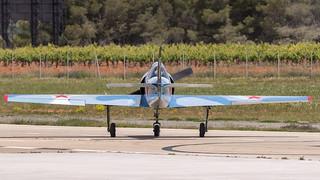 CFR6381 Yak52 EC-IAI