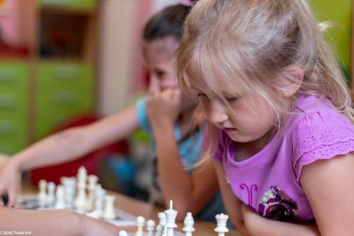 VIII Turniej Szachowy o Mistrzostwo Przedszkola Europejska Akademia Dziecka-25