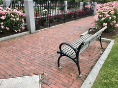 Boston - Columbus Park! (Polterguy30) Tags: flowers flower columbuspark architectures architecture benches bench massachusetts boston