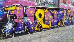 ... (colourourcity) Tags: streetart streetarnow graffiti melbourne streetartmelbourne streetartaustralia awesome colourourcity nofilters burncity original hobby bored walking noname