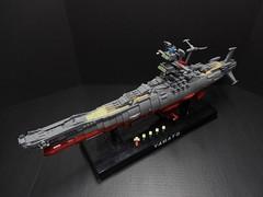 Space Battleship Yamato 005 (marchetti36) Tags: lego space battleship yamato star blazers