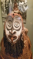 ChicField_011_Mask (AgentADQ) Tags: south pacific island polynesia ceremonial mask field museum chicago illinois natural history anthropology