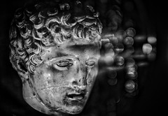 Dream of Life (Phancurio) Tags: greece antiquity dreams hermes bokeh