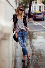 Como olhar chique em jeans rasgados (meumoda) Tags: chique jeans olhar rasgados