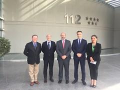 Rollán visita el Centro de Emergencias 112 (Comunidad de Madrid) Tags: pedrorollán 112 emergencias vicepresidentedelacomunidaddemadrid consejeríadepresidencia