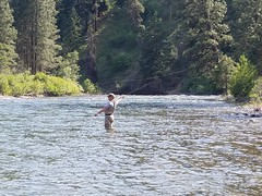 20180605_162557 (Red's Fly Shop) Tags: naches river wading wadefishing