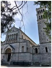 Madonna Del Mare (aiva.) Tags: croatia istria pula hrvatska istra jadran adriatic church architecture building tower tree balkan