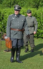Hauptmann German Officer on Location for Photoshoot (Christopher Wilson) Tags: walkon bodydouble skilldouble standin supportingartist assistantdirector runner ad picturedouble voiceover uniform uniforms periodclothing hire reconstruction chriswilson christopherwilson productionrunner locationassistant film extra tv movie filmunit adr utilitystandin double model casting officer suit periodsuit uniformhire documentaries documentary actor spotlight filming hauptmann artdepartment dressingprops standbyprops germansoldiers germanofficers location production producers drama extras wehrmacht supportingartists ww2 manager prop thirdreich livinghistory reenactment soldier heer feldgrau schirmmütze generalmajor dienstrock m43 live events photography 21stinfaterie wehrmachtlivinghistorysociety reenactor